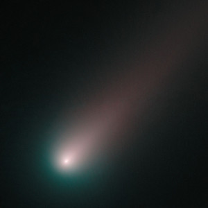 Hubble's_Last_Look_at_Comet_ISON_Before_Perihelion